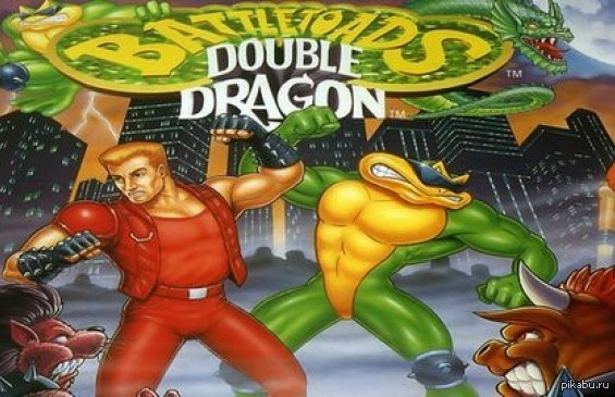 Battletoads and double dragon: the ultimate team