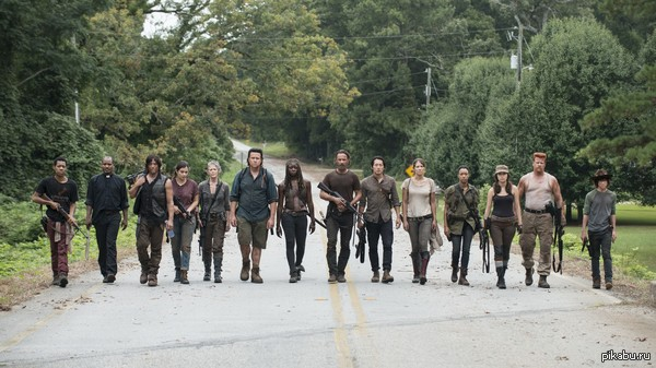 The Walking Dead  Show News Reviews Recaps and Photos