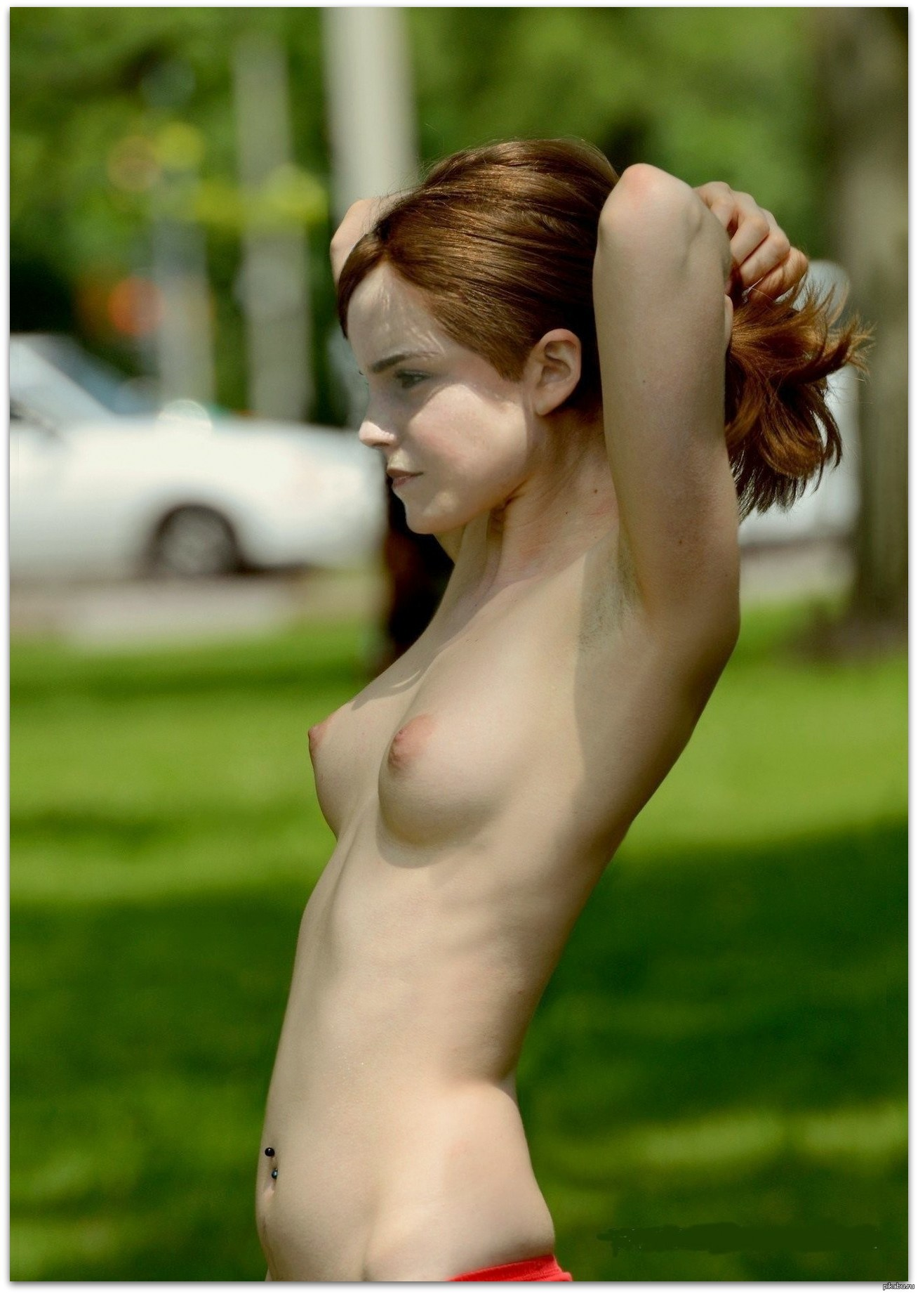Sexy topless small fairy xxx picture