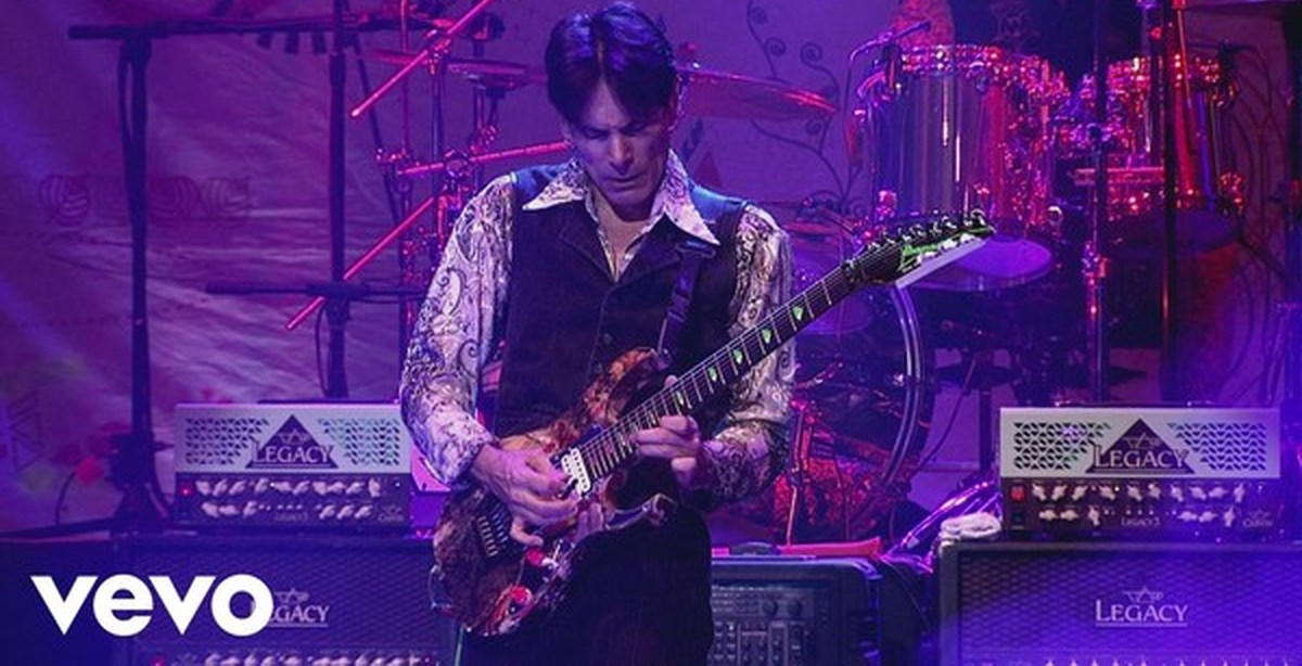 STEVE VAI - DIE TO LIVE - free download mp3