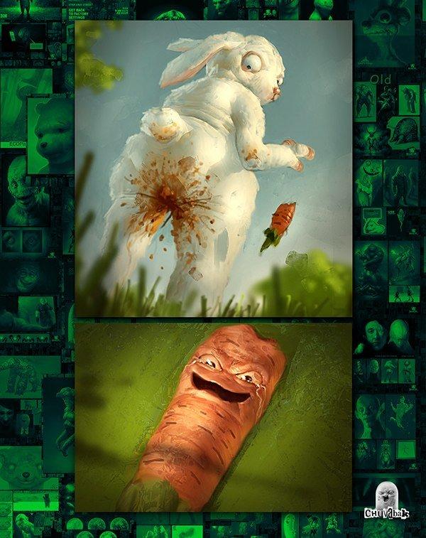 Фото морковки в попе фото 746-264