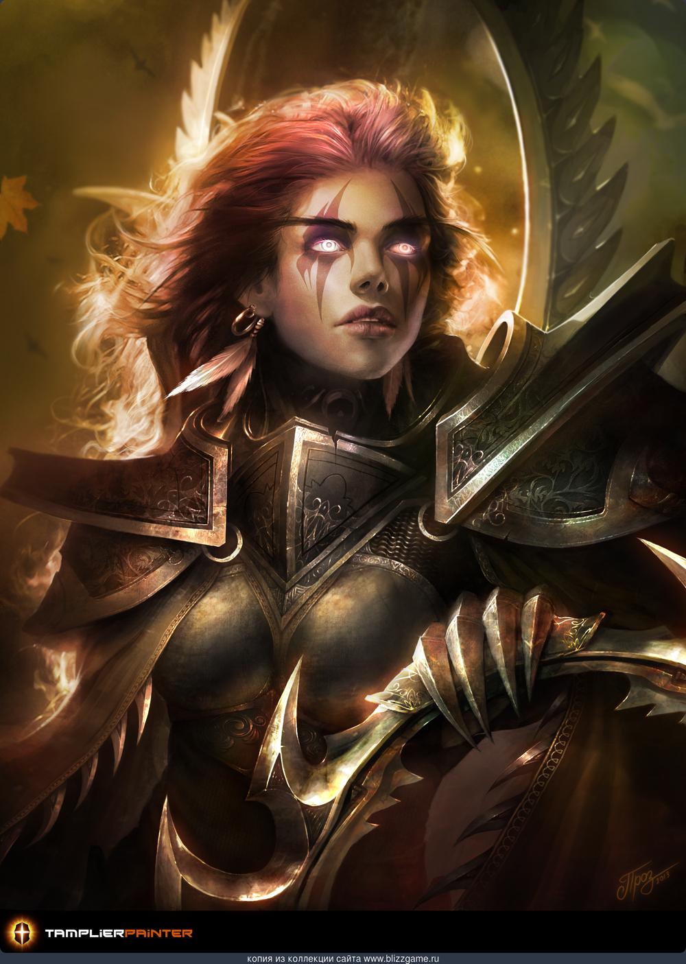 Вселенная Warcraft.Иллидан.Часть II.