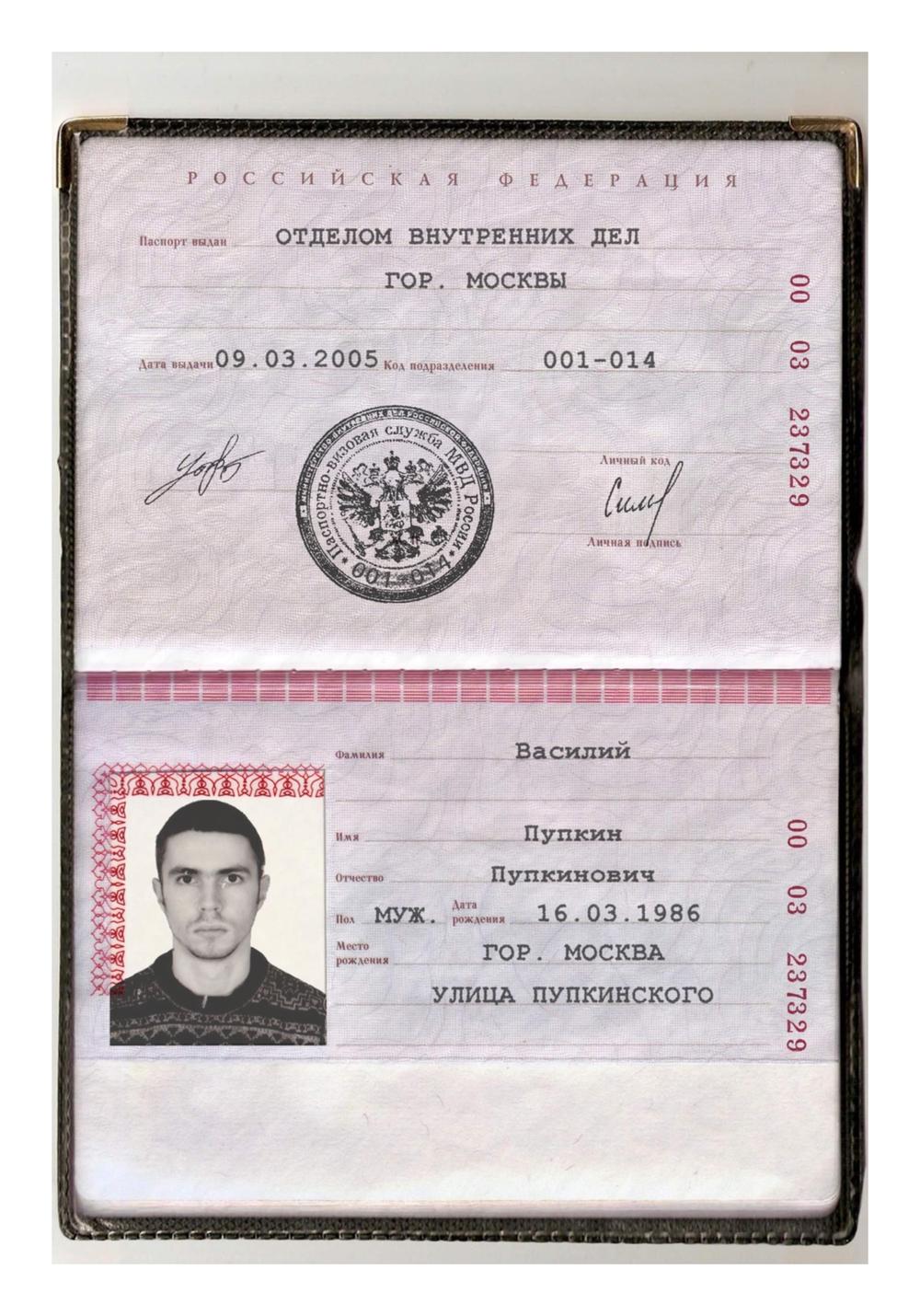Как сделать скан копию паспорта 5