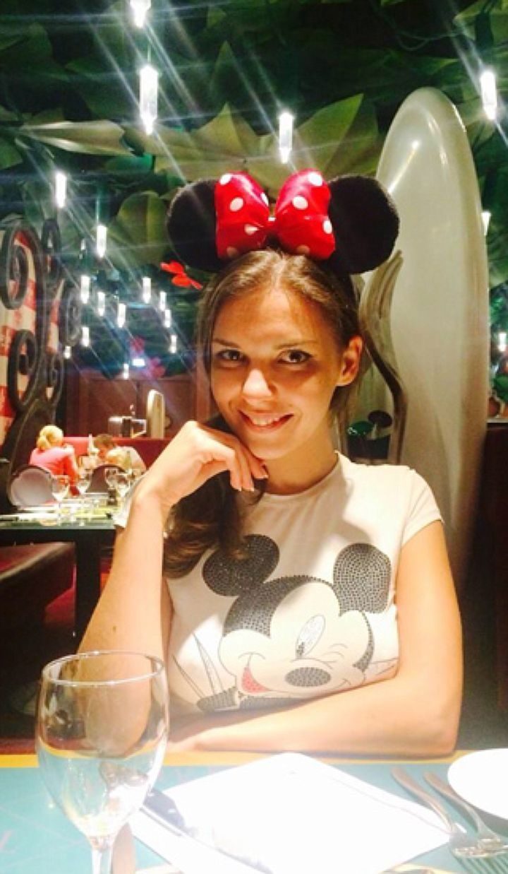 алина еременко hennessy фото