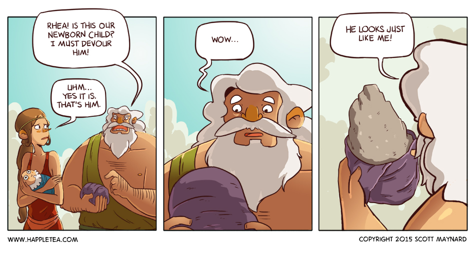 Комиксы как отец выеб доч