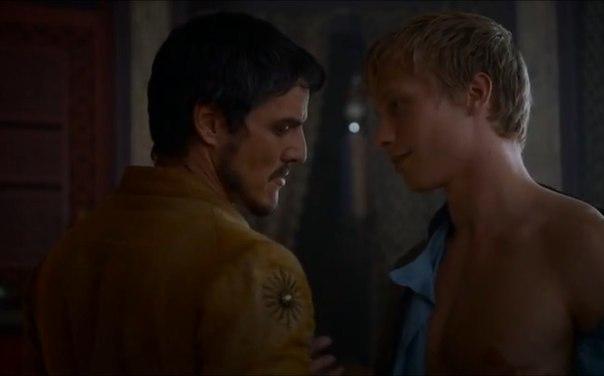 Игра престолов гомосексуализм