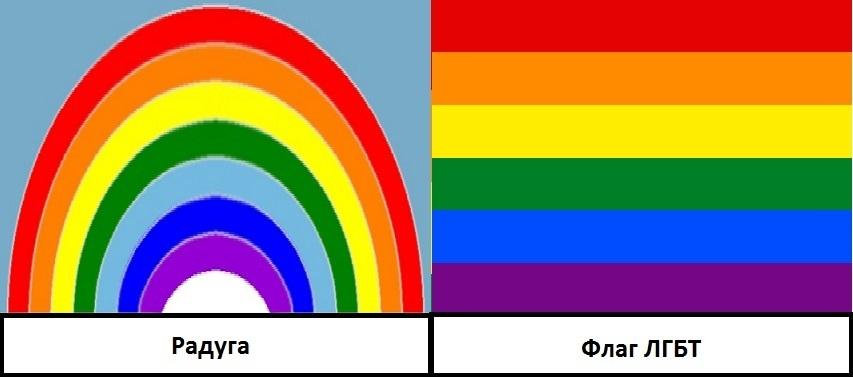 Цвета радуги геев фото 594-859