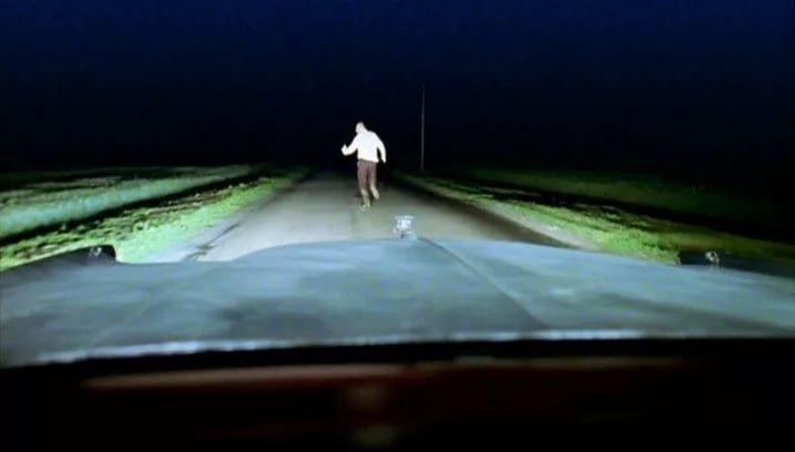 Нехуй ехать автостопам