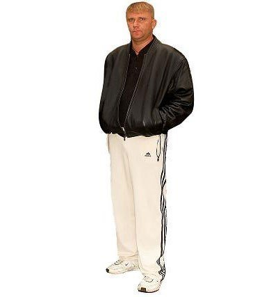 У мужика в штанах