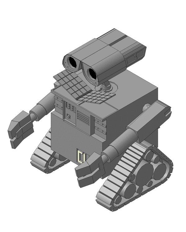 Валли в Компасе 3D Делал для проекта, решил поделиться