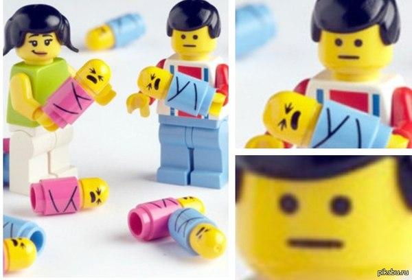Новая серия конструктора Lego