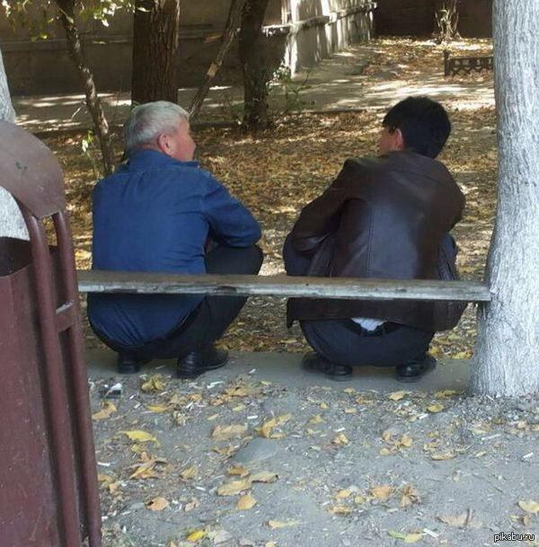 Четкие казахские пацанчики)