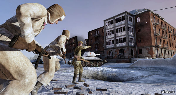Red Orchestra 2: Heroes of Stalingrad бесплатно в STEAM http://store.steampowered.com/app/35450/