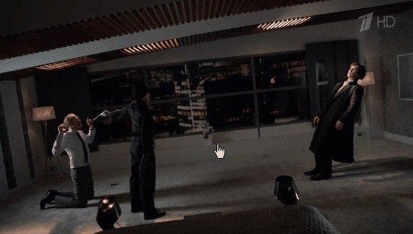 Шерлок. Ляпик Нашёл ляп в Шерлоке 3 сезоне 3 серии. Цветок поехал вниз.