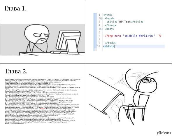 Доклад на тему история язык программирования html #14