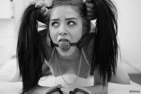 фото девушек во рту