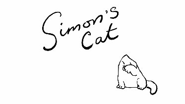 Pawtrait - Simon's Cat Новая серия Simon's Cat :)