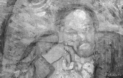 Найдено неизвестное полотно Пабло Пикассо Я один вижу образ старика Крупского..? (на всякий случай, пруф: http://www.bbc.co.uk/russian/rolling_news/2014/06/140617_rn_picasso_hidden_portrait.shtml )