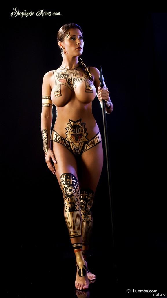 Прошу любить и жаловать - Stephanie Arias Египетское золотце! (внутри ещё)