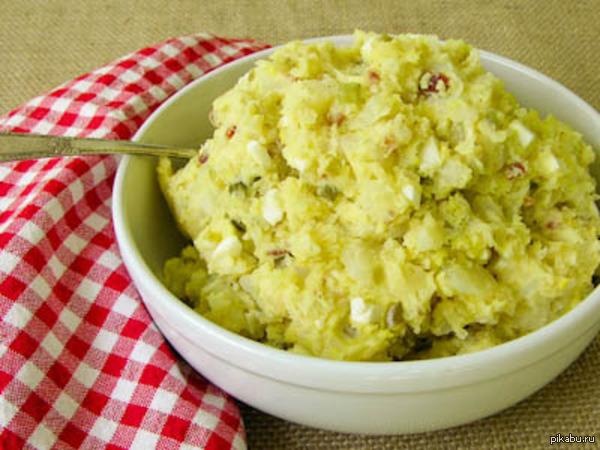 Сколько стоит приготовить картофельный салат? Человек попросил на Кикстартере 10$ на картофельный салат. На момент написания новости ему дали 30.000$.