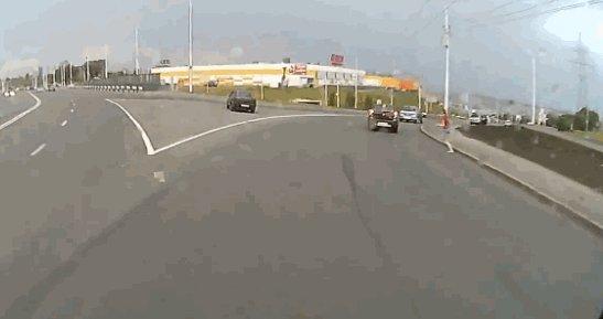 Пешеходный переход? Пфффф