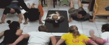 Новый тренер по йоге