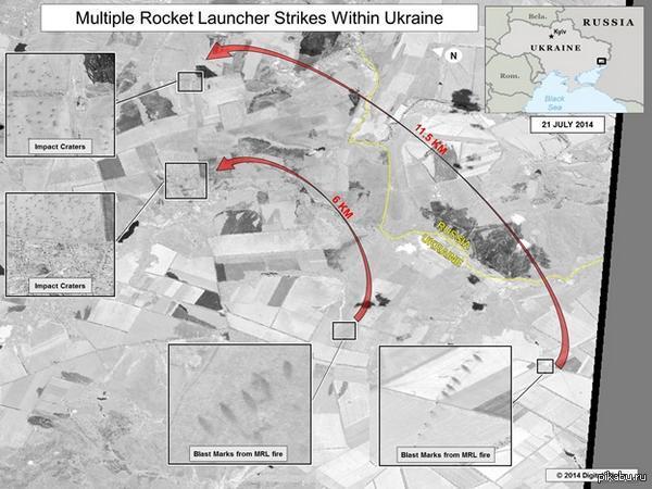 Опять Сенсация? министерство иностранных дел сша опубликовало снимки, якобы причасности России к военному конфликту на украине. И кстати опять на Щебеталке выложили:  https://twitter.com/GeoffPyatt/status/493400686269566976/photo/1
