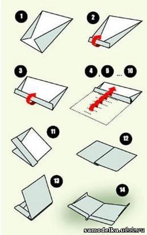 Самолеты из бумаги, фото обзор книги, фото самолётиков