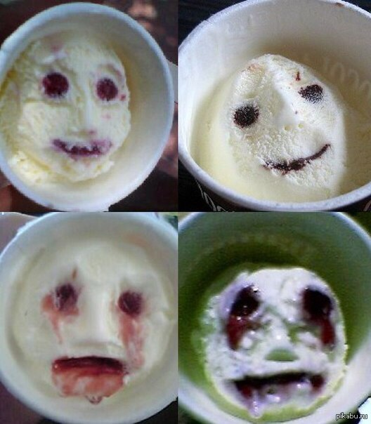 Мороженое и жара. Kill me please!