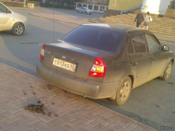 В Челябинске всем бывает страшно парковка у оперного театра, фоткал на берцы