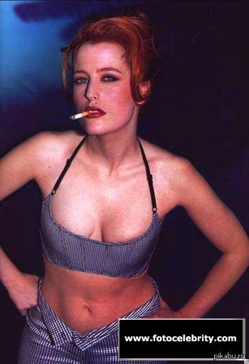Секс актриса джиллиан андерсон
