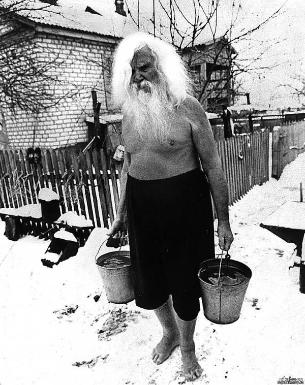 ice bucket challenge- Обливался водой, за долго до того как это стало популярным