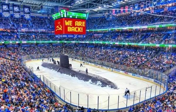 Про Белорусское море. Ну а вообще скоро начало сезона! Шайбу-шайбу!!!!