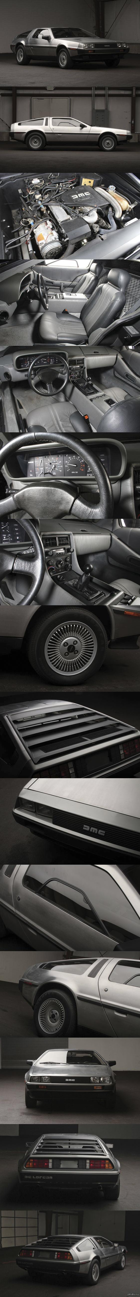 1982 DeLorean DMC-12 Мечта детства