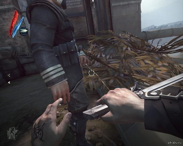 Недавно купил себе Dishonored, ни разу об этом не пожалел. Клубничка, надеюсь, не нужна.