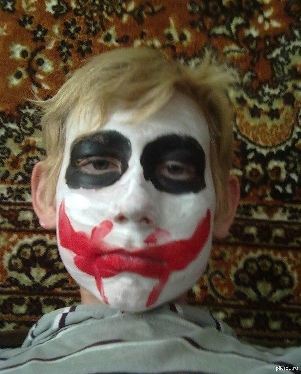 Джокер в детстве...