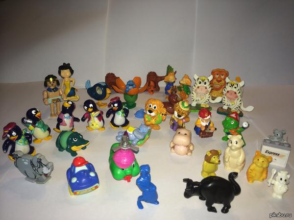 Коллекция из детства С каждым связаны особые, теплые воспоминания
