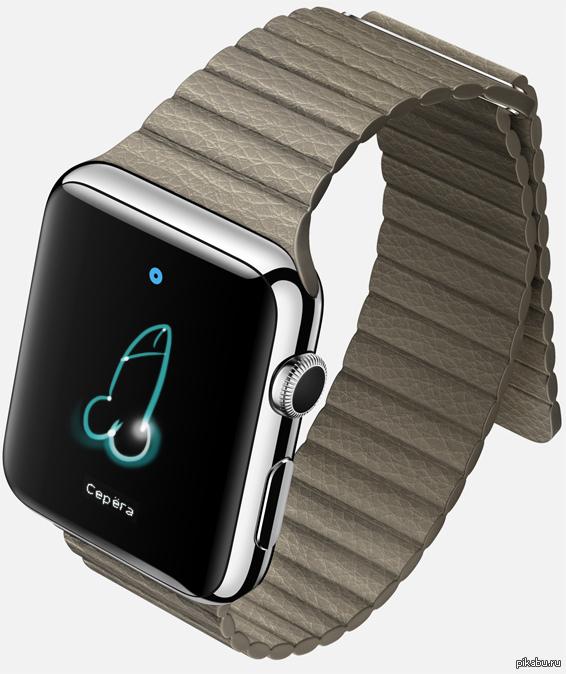 Apple Watch в России. Новое применение