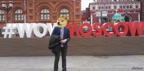 Wow so Moscow