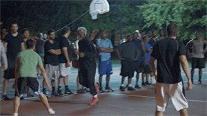 Баскетболу все возрасты покорны.