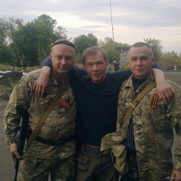Александр Баширов. Где-то в Новороссии