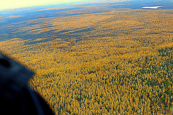 Осенняя Якутия...