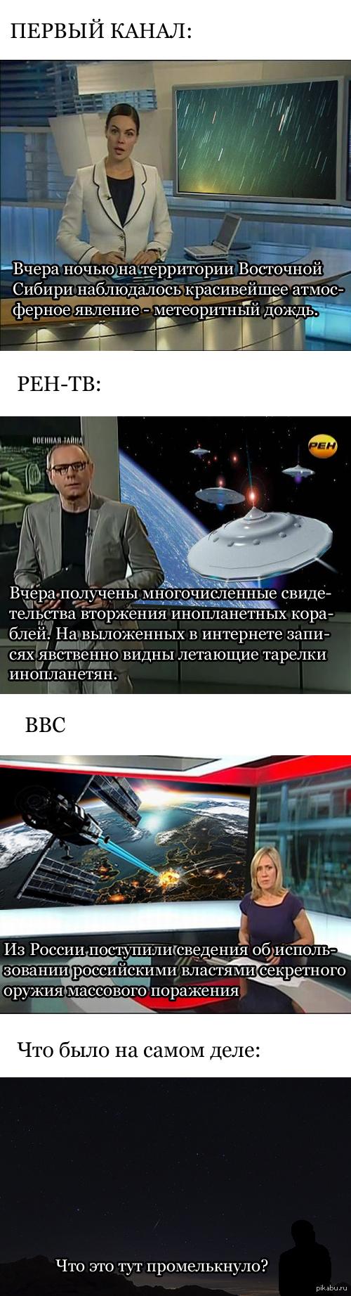 Вся суть современных новостей.