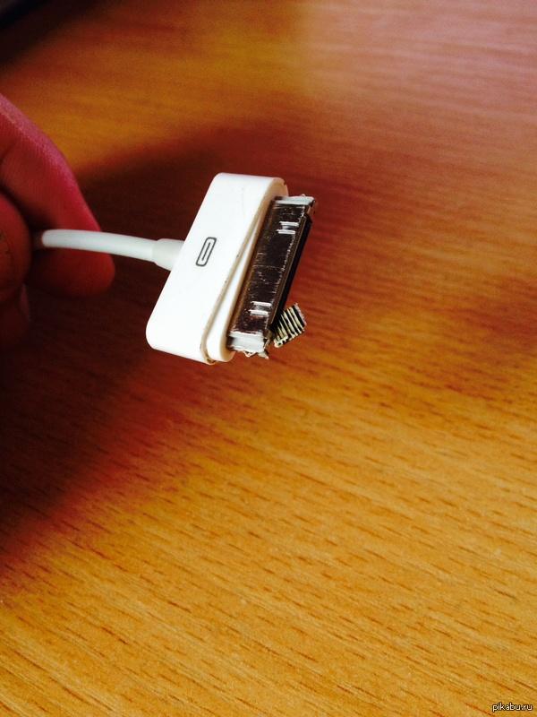 Утро добрым не бывает Вот почему нужно пользоваться оригинальными устройствами зарядки
