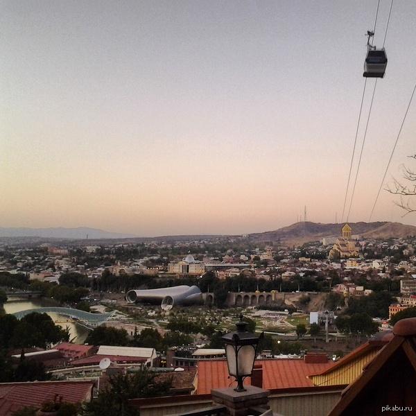 Тбилиси прекрассный город!