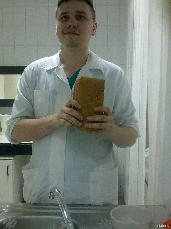 вот и моя работа, делаю хлеб людям
