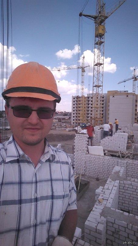 Моя работа каменщик 80лвл)