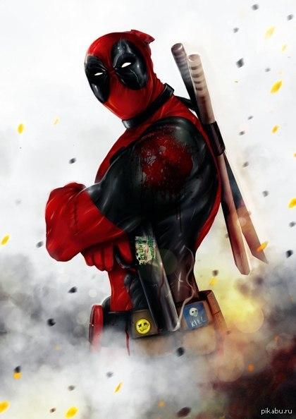 Ещё один Deadpool=)