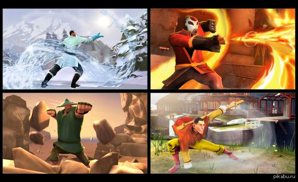 Avatar TF2 edition