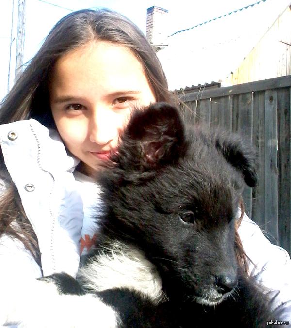 наконец-то разрешили взять собаку! :) назвали Максом :)